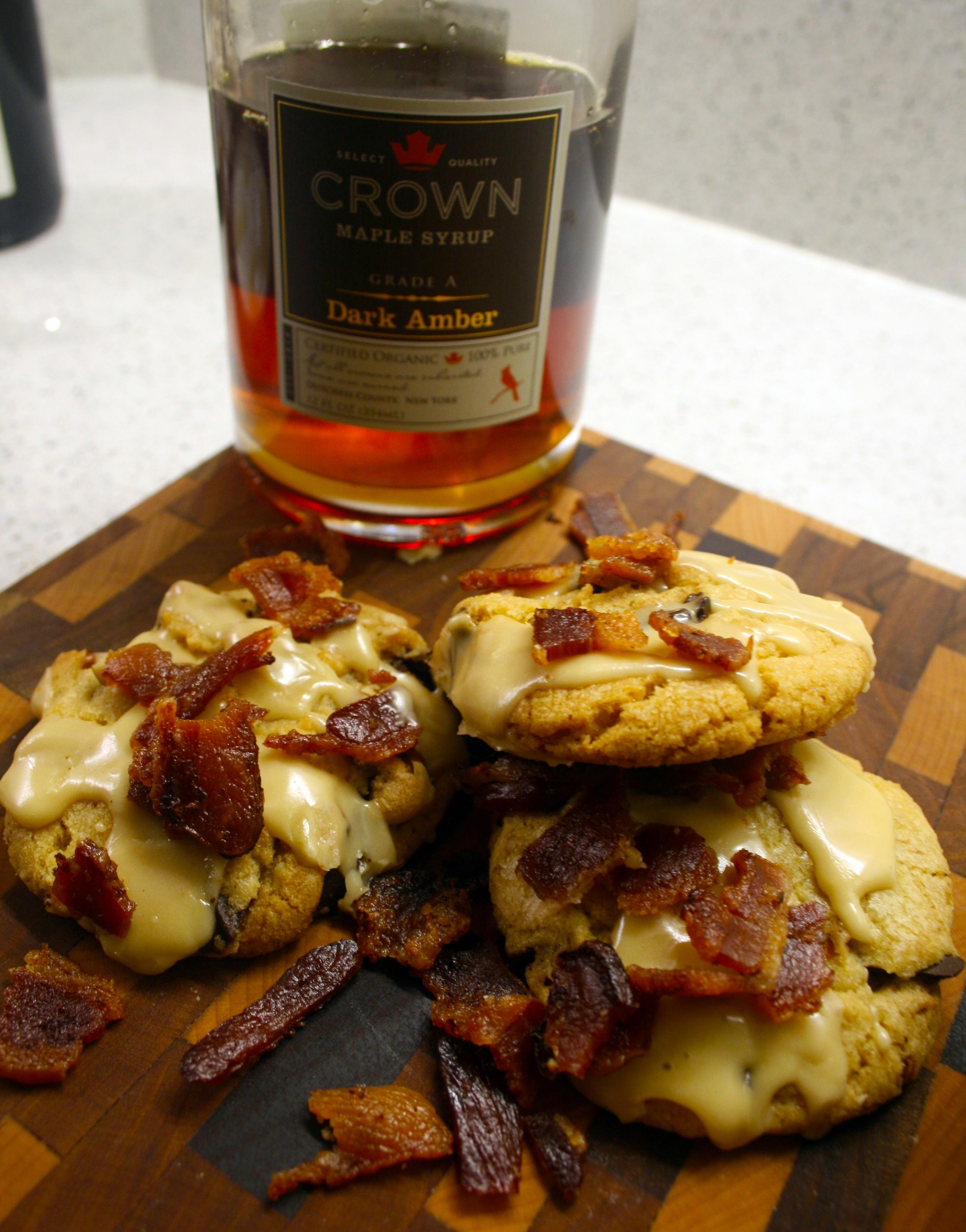 Maple Pecan Blondies With Maple Butter Glaze Recipes — Dishmaps
